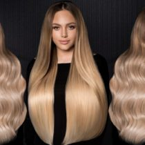 Russian Keratine Hairextensions